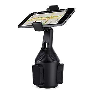 Belkin Car Cup Holder Mount for Smartphones - Black from Belkin Components