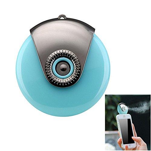 Portable Facial Mist Sprayer, Cellphone Powered