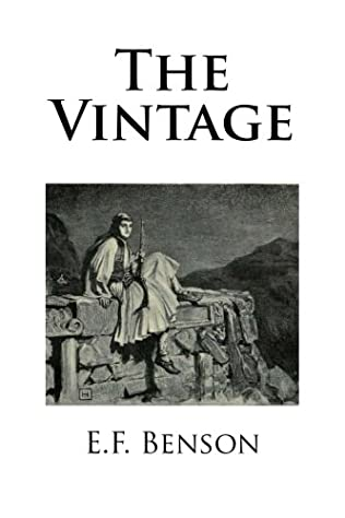 book cover of The Vintage