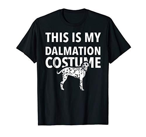 Last Minute Dalmatian Costume Dalmation