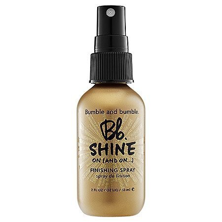 And Spray Bumble Bumble Shine - Bumble and Bumble Let it Shine on (and on...) Finishing Spray 2 oz by Bumble and Bumble [Beauty]