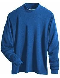 Men's Alumnus Interlock Strech Turtleneck Shirt (3 Colors, XS-6XL)