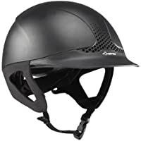 FOUGANZA SAFETY horse riding helmet - black
