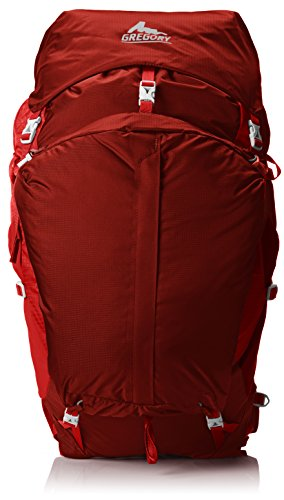 Gregory Mountain Products Z 65 Backpack, Spark Red, Small