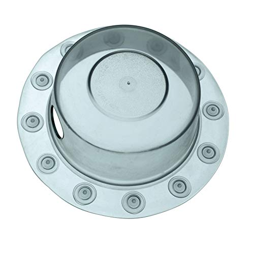 SlipX Solutions Bottomless Bath Overflow Drain Cover Adds Inches of Water to Tub for Warmer, Deeper  - http://coolthings.us