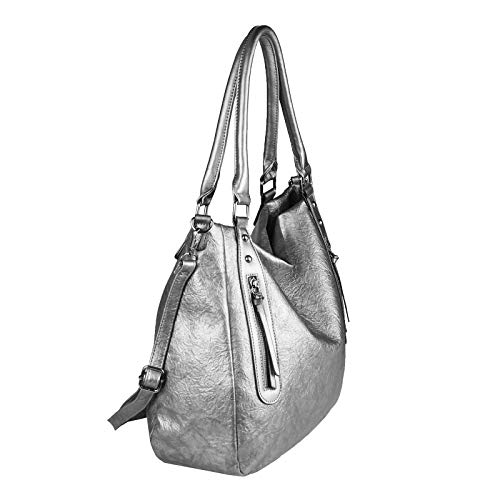 Only Schwarz bxhxt Ca Obc 37x34x19 Femme Antik Cm Noir Silber beautiful couture Pour Cabas 49x34x12 dxq0wPCq