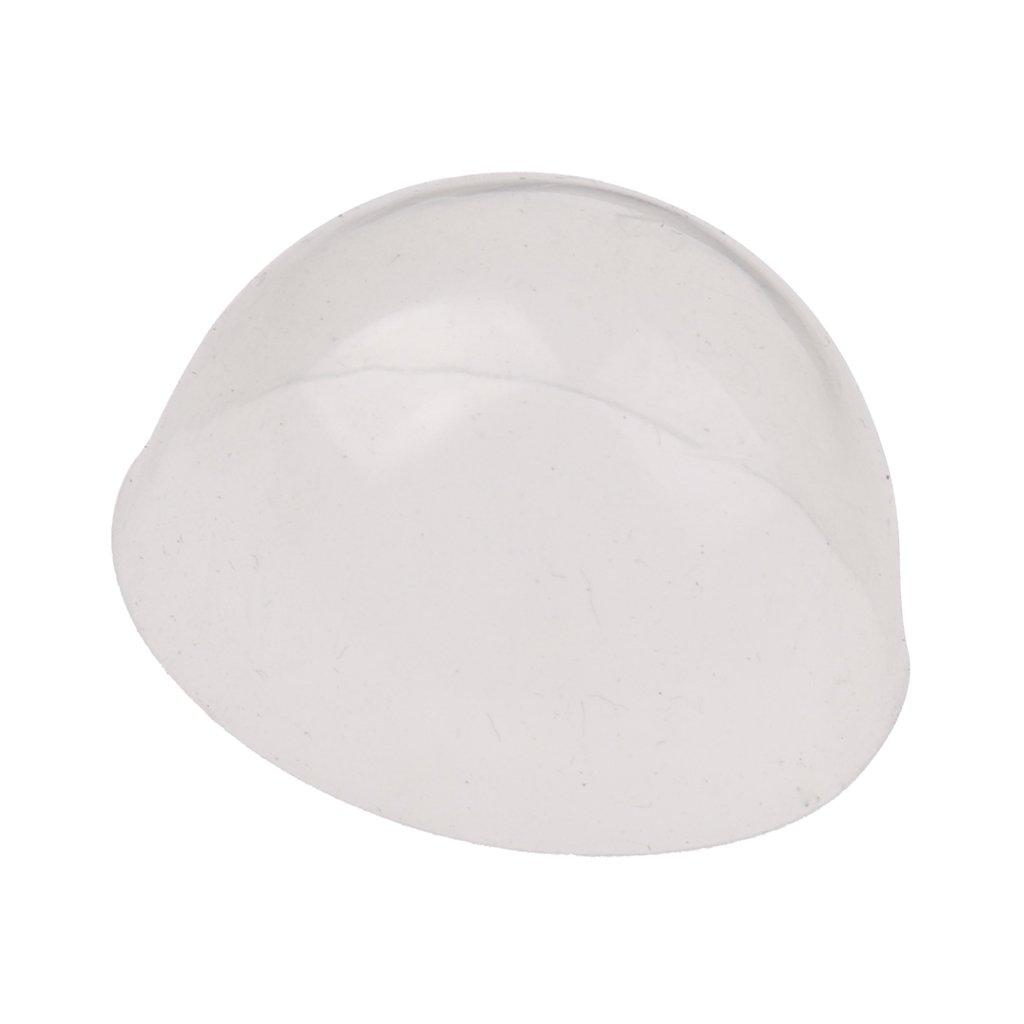 MagiDeal Capuchon Bonnet Cap de Perruque Silicone Dé cor Pour 1/3 1/4 1/6 1/12 Poupé e BJD SD Dollfie - 1/3