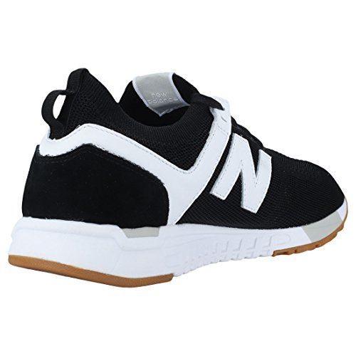 Adulto Negro Zapatillas d New Balance Unisex Mrl247 dr WffYBnq