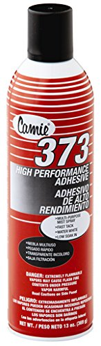 Camie 373 Screen Printing Mist Adhesive by Camie