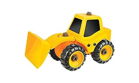 Playtek DIY Construction Series-Dump Truck Play Vehicles