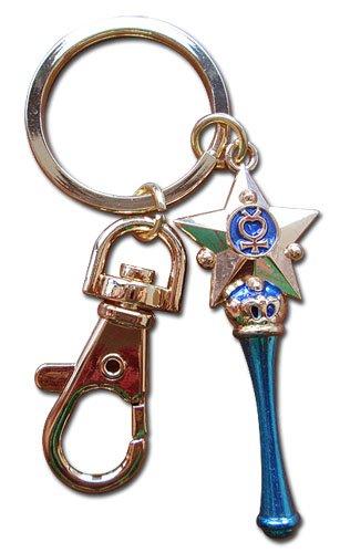- Great Eastern Entertainment Sailor Moon R - Mercury Moon Pen Keychain