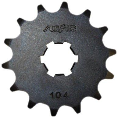Sunstar 10412 12-Teeth 420 Chain Size Front Countershaft Sprocket