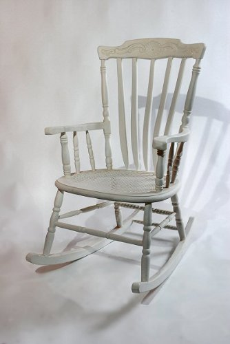 Superieur Shabby Chic White Rocking Chair