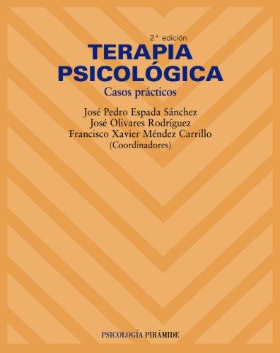 Descargar Libro Terapia Psicológica: Casos Prácticos José Pedro Espada Sánchez
