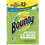 Bounty Select-A-Size Enormous Roll Paper Towels, 12 pk. - White 168 ct