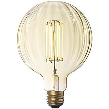 Bonlux Vintage Dimmable Led Filament Bulb G40 8w Led Light