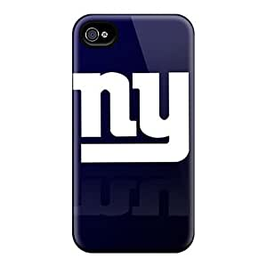 Rosesea Custom Personalized New Customized Design New York Giants Case For Ipod Touch 5 Coverplus Cases Comfortable For Lovers And Friends