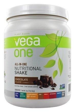 Vega - All-in-One Nutritional Shake Chocolate - 16 oz.