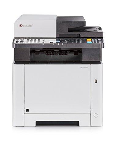 Kyocera Klimaschutz-System Ecosys M5521cdw Farblaser Multifunktionsdrucker: Drucker, Kopierer, Scanner, Faxgerät. Inkl…