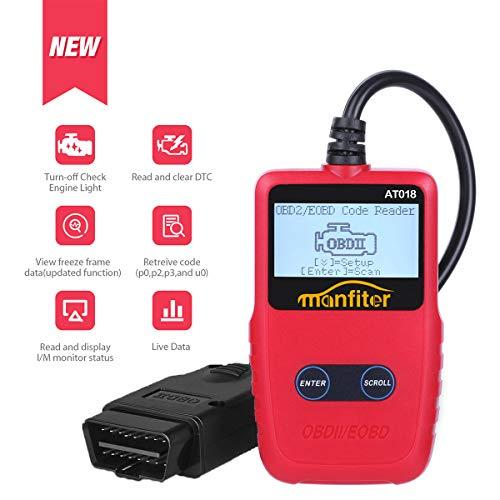 Manfiter OBD2 Scanner OBD2