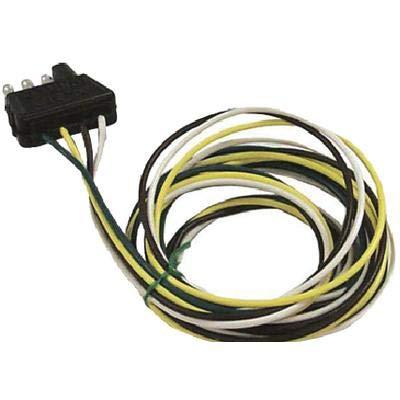 amazon com sierra wh10003 4 pole flat connectors 25ft wishbone Mitsubishi Wiring Harness image unavailable