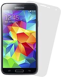 Case it anti-a los arañazos Protector de pantalla y Protector de pantalla para Samsung Galaxy S5 - transparente