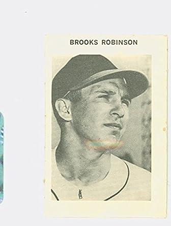 Amazoncom 1969 Milton Bradley Baseball 235 Brooks Robinson