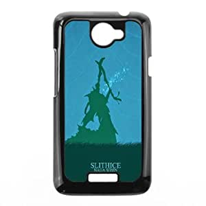 HTC One X Cell Phone Case Black DOTA 2 Slithice LSO7775070