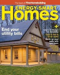 energy smart homes magazine winter product image