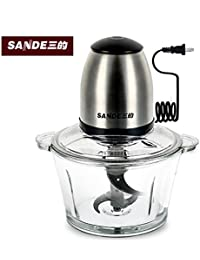 Buy 03 small electric meat grinder multifunction home cooking machine mixer minced garlic dispense