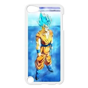Custom Case Goku Vs Superman for Ipod Touch 5 D7A6518823