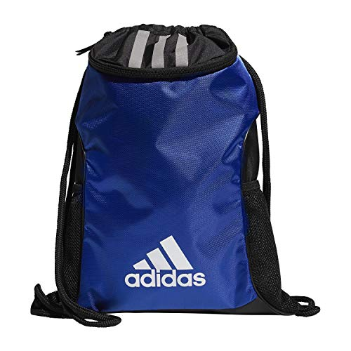 adidas Unisex Team Issue II Sackpack, Team Royal Blue, ONE SIZE