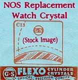 Gruen Curvex NOS Flexo Replacement Watch Crystal CMX324-20