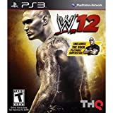 NEW WWE 12 PS3 (Videogame Software)