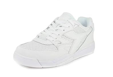 bfb74fafd Diadora Mens Rebound Ace White Running Shoe - 8
