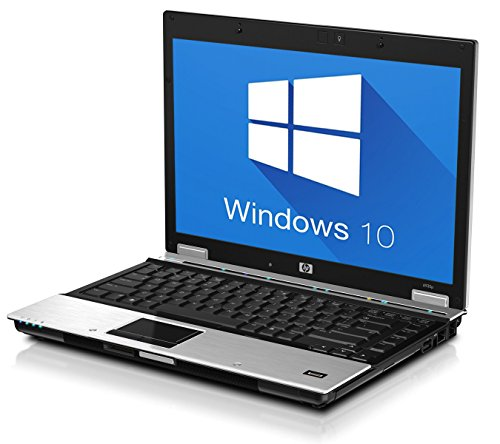 HP Elitebook 6930p LAPTOP - Intel Core 2 Duo 2.40ghz - 4GB DDR2 - 160GB - DVDRW - Windows 10 Home 64bit - (Renewed) (Best Core 2 Duo Laptop)