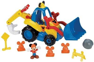 Fisher-Price Disney's Mickey's Mouska Dozer
