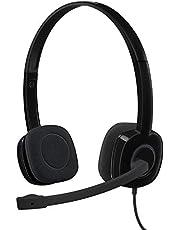 Logitech Stereo Headsets
