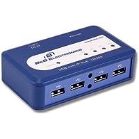 B&B ELECTRONICS Over Ethernet Server, 4 Port / UE204 /