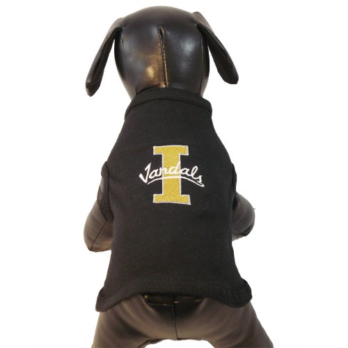 NCAA Idaho Vandals Cotton Lycra Dog Tank Top, XX-Large
