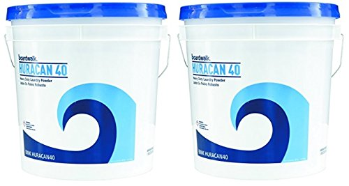 Boardwalk HURACAN40 Low Suds Laundry Detergent, Powder, 2 pails by Boardwalk