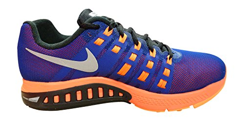 Crmsn NIKE Rflct Slvr ttl Black Men Shoes Structure Flash Bl Zoom Running Silver Blue Air Ryl 19 's Orange Dp HRUrqwH