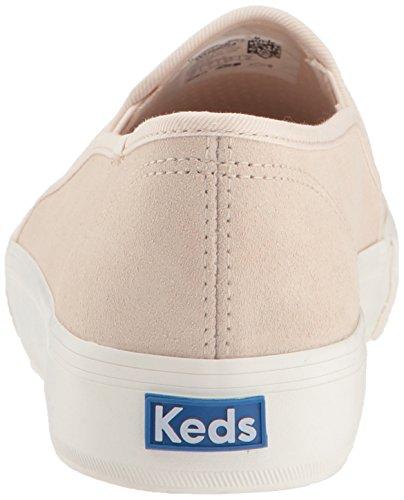 Keds Perf Petal Decker Pink Suede Double Women's Sneaker OawzxtrOq