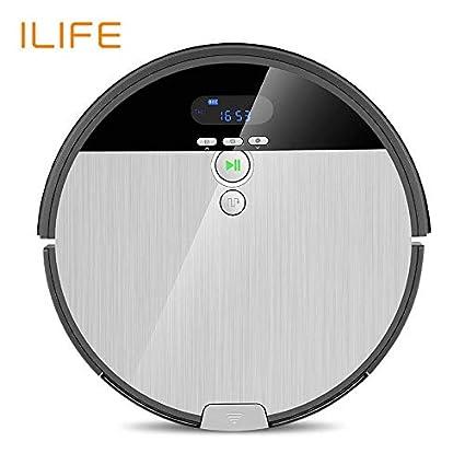 SYMTOP ILIFE ILIFE0005-ES Aspirador V8s Robot Piso de Barrido y ...