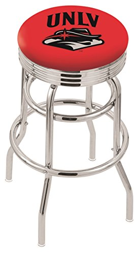 Holland Bar Stool L7C3C University of Nevada Las Vegas Swivel Counter Stool, 25