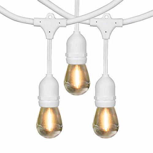 Feit 48 LED Filament String Light Set WHITE