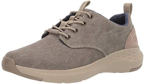 Skechers Men's Parson Canvas Slip on Oxford