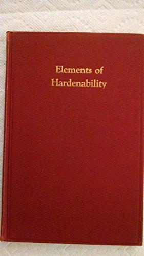 Elements of Hardenability