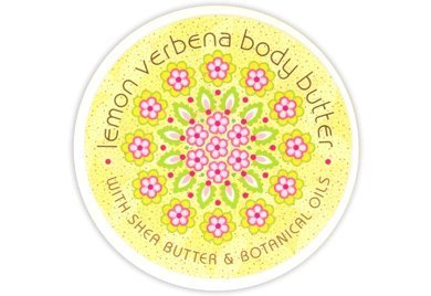 (Greenwich Bay LEMON VERBENA Body Butter Enriched with Shea Butter and Cocoa Butter, Moisturizing and Fast Absorbing (Set of 2) 8 OZ each)