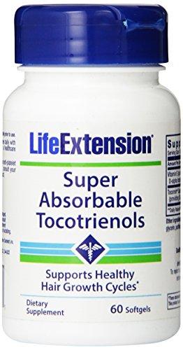 Life Extension Super Absorbable Tocotrienols, 60 Softgels